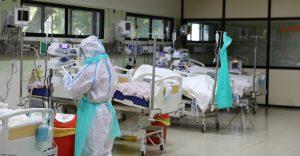 COVID-19 Krankenhaus in Indien, Kampf gegen das Corona-Virus