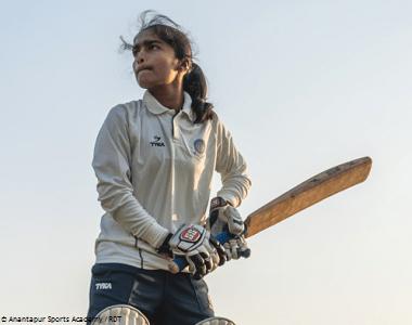 Frauen fördern mit Sport in Indien und Gleichberechtigung ermöglichen