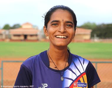 Frauen fördern mit Sport in Indien. Selbstbestimmung